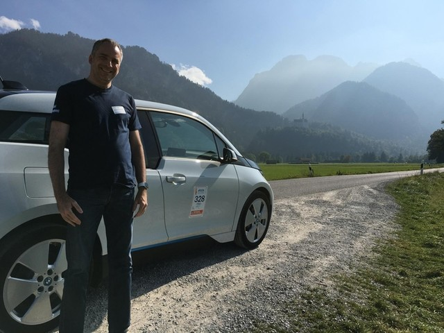 Une BMW i3 dotée de ses freins d'origine à 277 000 km