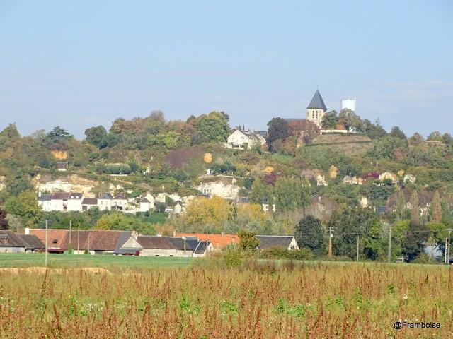 Eglise de St Jacques des Guérets - Loir et Cher