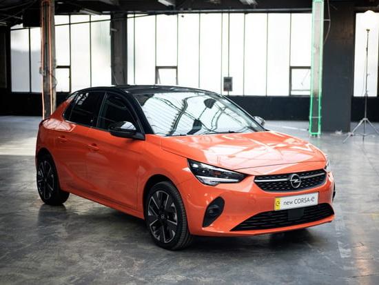 Premier contact avec la nouvelle Opel Corsa en images