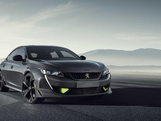 Actualité : 508 Sport Engineered : Peugeot valide l'hybride rechargeable et sportive