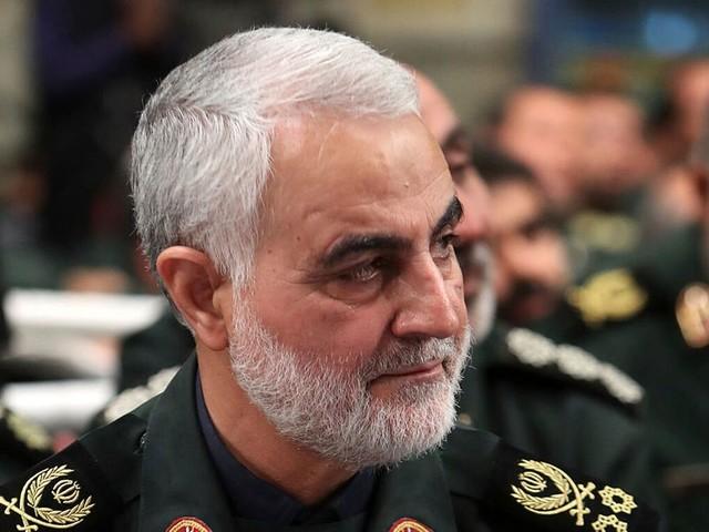 Le général Qassem Soleimani tué sur ordre de Donald Trump en Irak