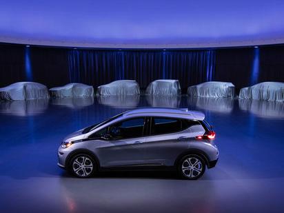 General Motors veut 20 nouveaux véhicules électriques d'ici cinq ans
