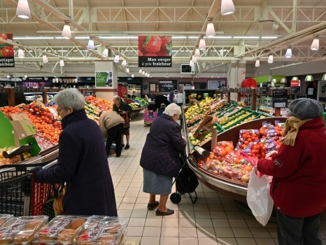 Fin des emballages plastiques sur une trentaine de fruits et légumes au 1er janvier 2022