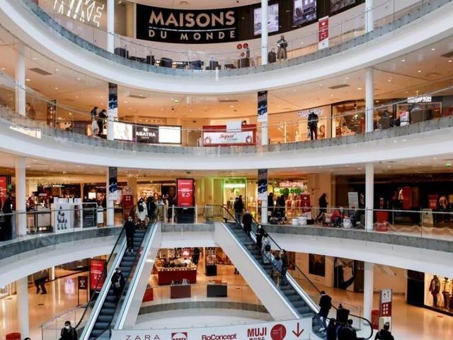 Pass sanitaire : dans quels centres commerciaux sera-t-il encore obligatoire ?