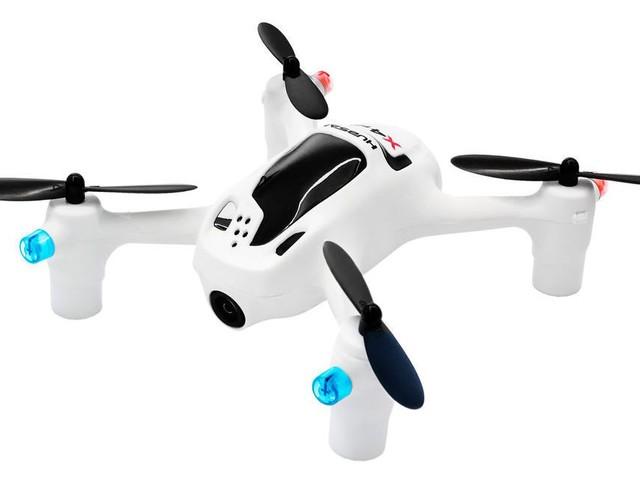 Test : Hubsan FPV X4 Plus (H107D+): un mini-drone pour débutants débrouillards