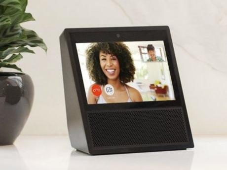 Amazon dévoile son enceinte active avec ... écran : voici Echo Show