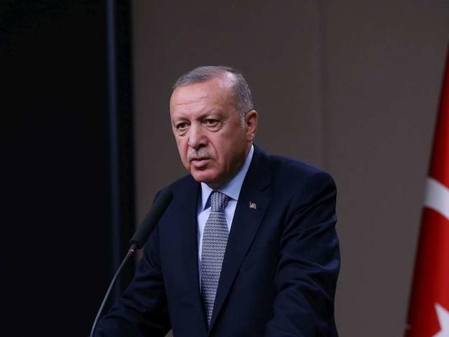 """Syrie : Erdogan annonce un accord """"historique"""" avec la Russie"""