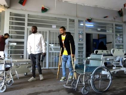 Libye: aux portes de la guerre, l'hôpital public de Tripoli à bout de souffle