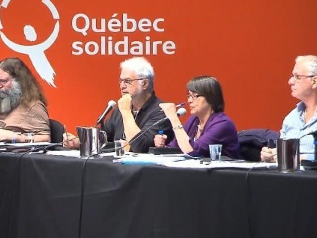 Convergence : une entente gardée secrète par Québec solidaire