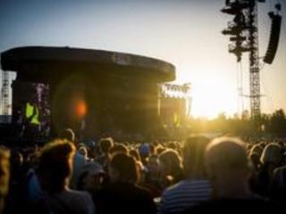 Rock Werchter - The Cure et Kylie Minogue dominent les festivités vendredi soir