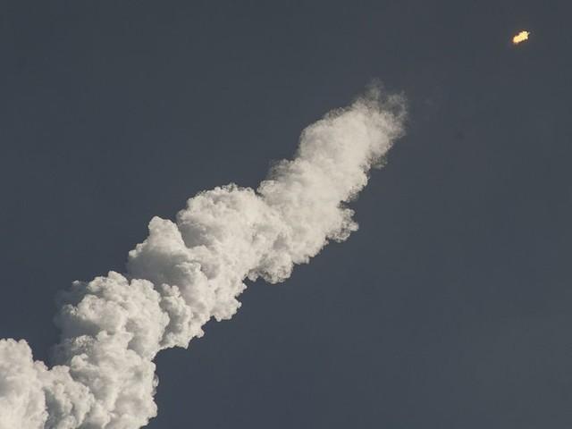 Les USA testent un missile balistique à courte portée