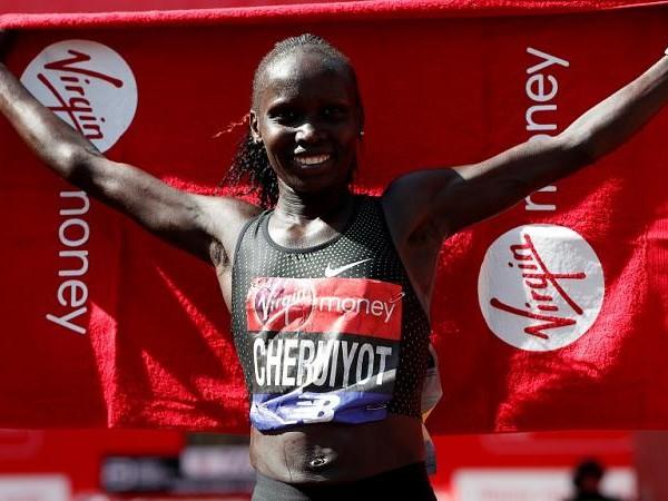 Kenya's Vivian Cheruiyot to defend London Marathon title
