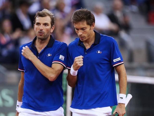 Coupe Davis : les Bleus en finale