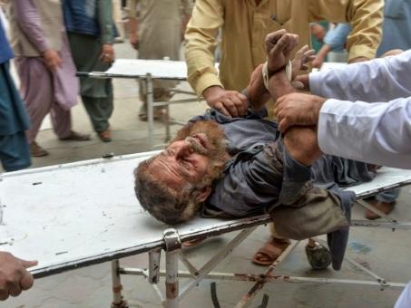 Afghanistan : 62 morts lors d'un attentat dans une mosquée