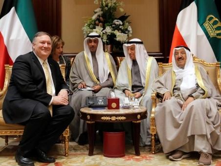 Pompeo au Moyen-Orient avec les élections israéliennes en toile de fond