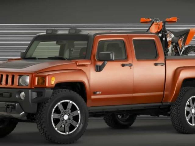 Hummer est de retour avec un pickup électrique fabriqué par GM