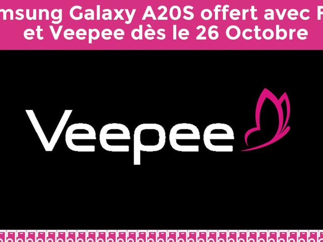 Vente privée Free avec le nouveau Samsung Galaxy A20S offert dès lundi soir !