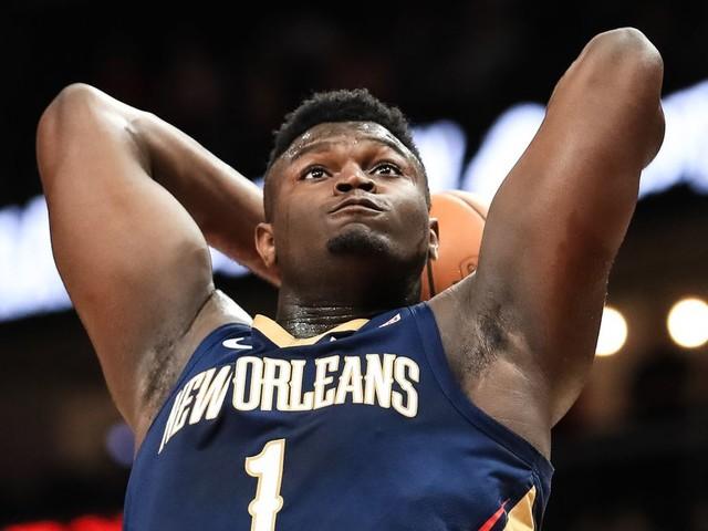 NBA : Pourquoi Zion Williamson est la star de la reprise (malgré une blessure)