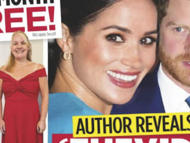 Meghan Markle, Harry, un livre secret sur Diana, une lettre secrète embrassade Charles
