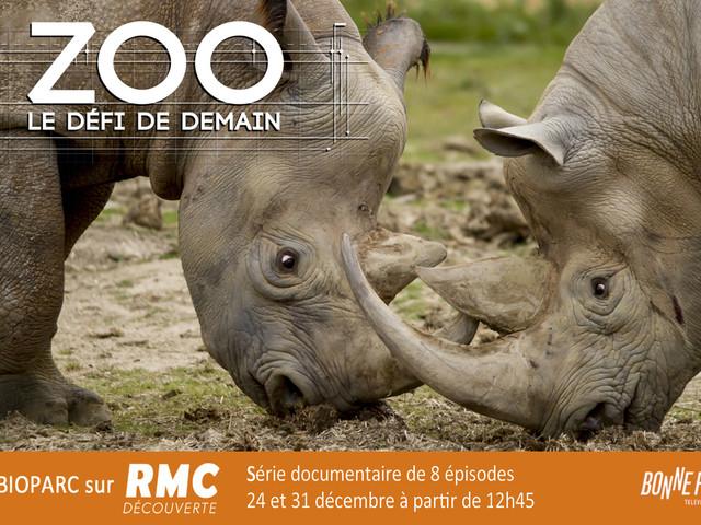 RMC Découverte propose « Zoo, le défi de demain », les 24 et 31 décembre.