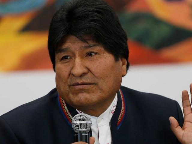 En Bolivie, face à l'élection probable de Morales un appel à la grève générale