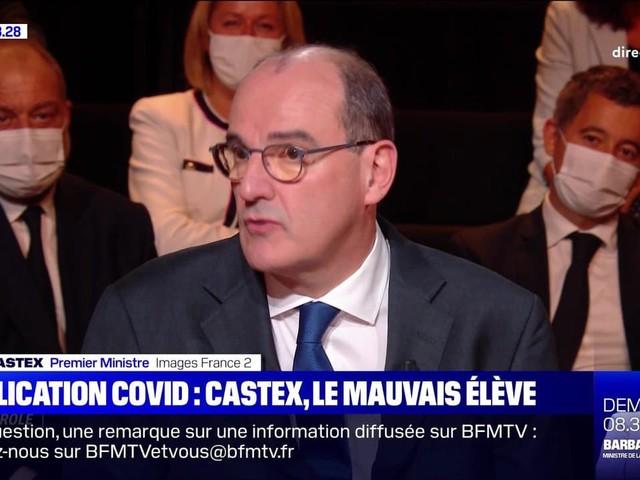 Le plus de 22h Max: Jean Castex admet ne pas avoir téléchargé l'application StopCovid - 24/09