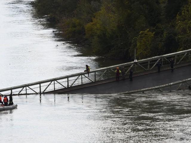 Après l'effondrement du pont à Mirepoix-sur-Tarn, un sénateur alerte l'État