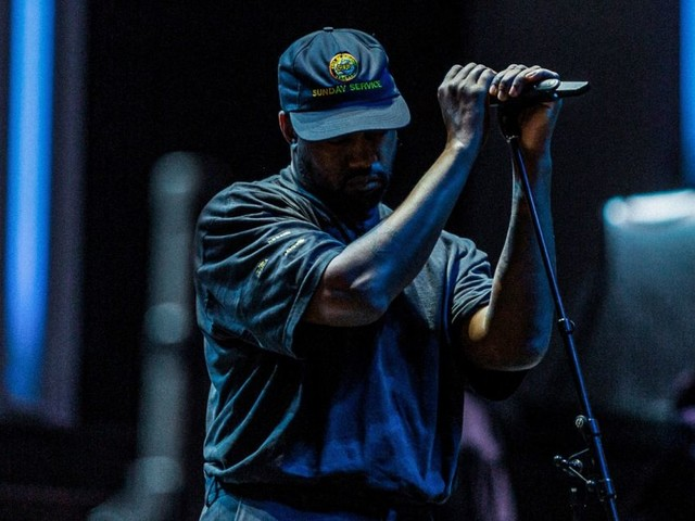 """Kanye West est persuadé d'être """"le plus grand artiste jamais crée par Dieu"""""""
