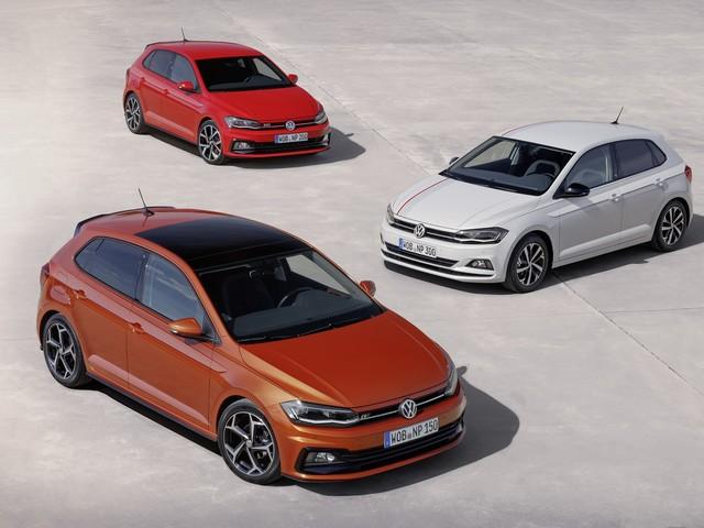 Volkswagen Polo : techno à gogo