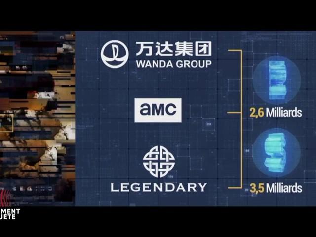 VIDEO. Comment la Chine s'est offert Hollywood