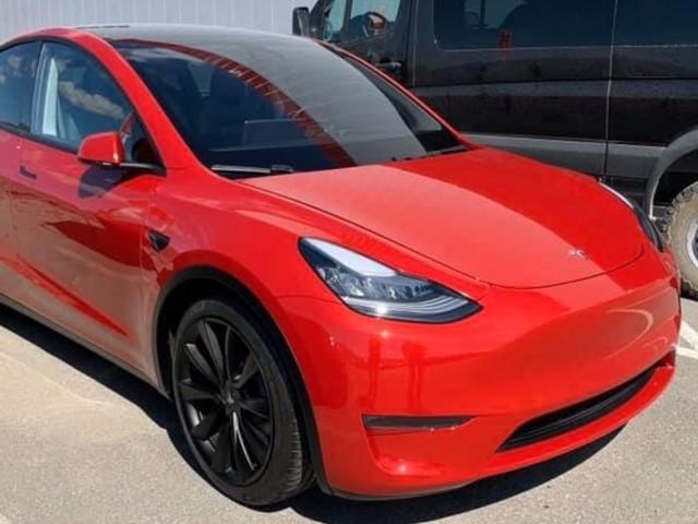 Tesla Model Y : des prototypes du prochain SUV électrique circulent déjà