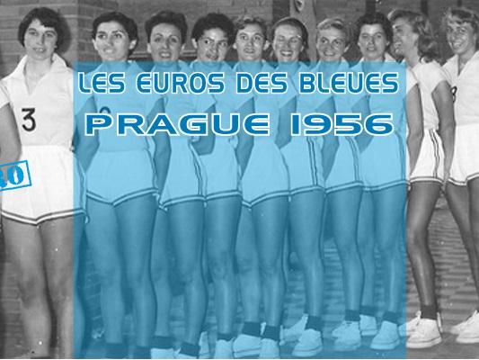 Les Euros des Bleues – Prague 1956, Championnes… de l'ouest