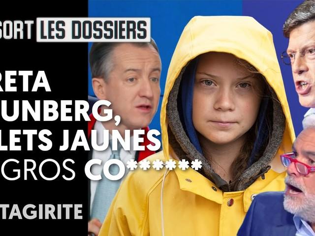 Greta Tunberg et ses détracteurs
