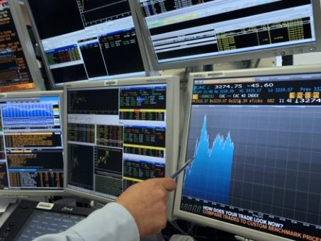 La Bourse de Paris reprend quelques couleurs, malgré l'Allemagne