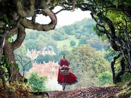 «Into the Woods, Promenons-nous dans les bois » sur Téva