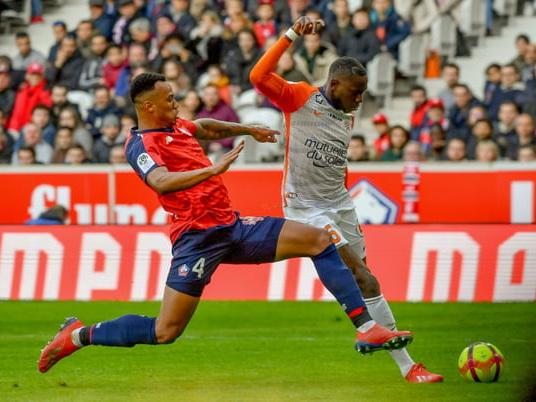 Ligue 1: fin de série pour Lille