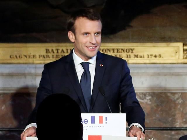 En plein grand débat, Macron recevra à Versailles 150 patrons de multinationales