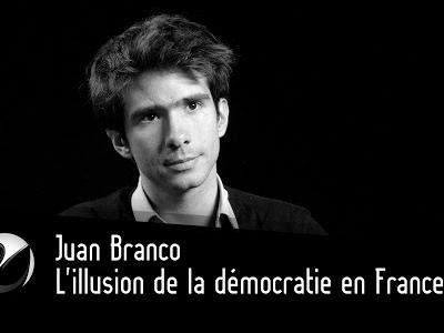 L'illusion de la démocratie en France ? Juan Branco, par Thinkerview