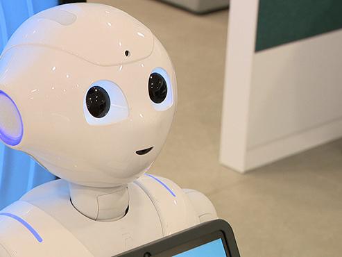 Voici Nora, un robot utilisé par l'ONSS pour fournir des documents: ce n'est qu'une des technologies de l'institution (vidéo)