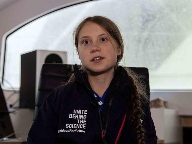 Greta Thunberg reprend le bateau pour rentrer en Europe