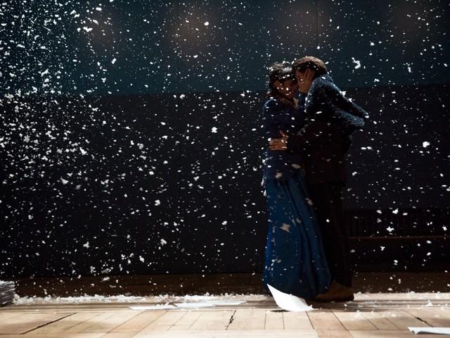 Pour les choses de l'amour, Anna Karénine fait le poids