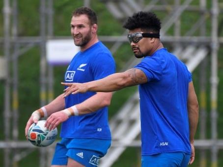 Mondial de rugby: les All Blacks ne vont pas épargner le Canada