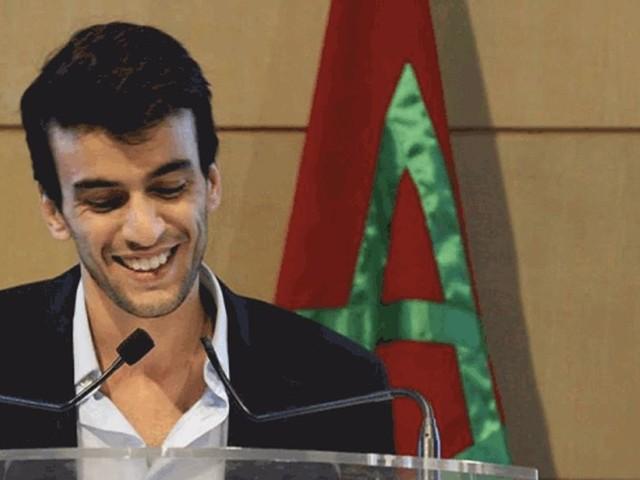 Qui est El Mehdi Zairi, le Marocain qui a pris la parole pour le climat à l'ONU?