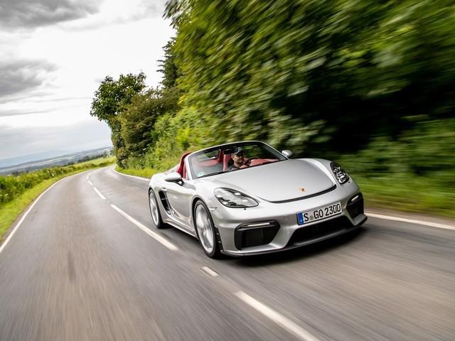 Porsche 718 Spyder et Cayman GT4 2020 : les joueurs étoiles
