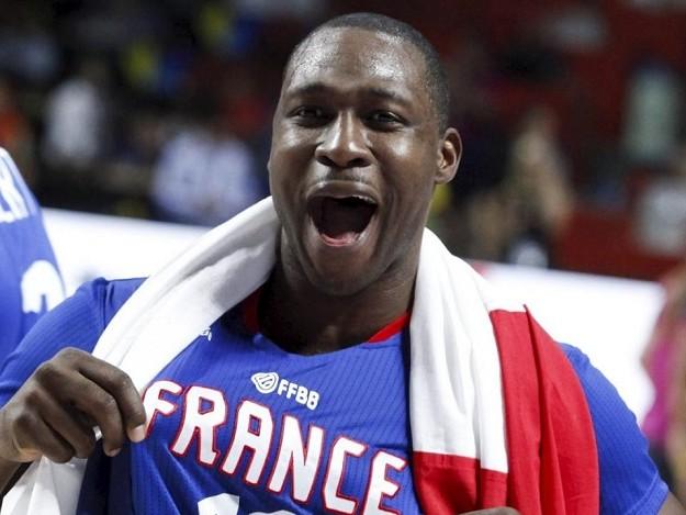 Florent Piétrus, l'ancien international français aux 230 sélections