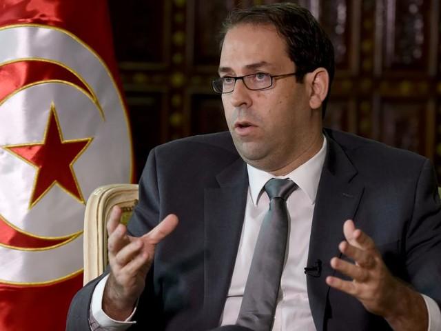 Le Premier ministre tunisien Youssef Chahed en Algérie pour plus de coopération
