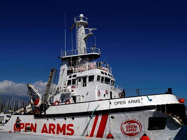 L'Espagne rejette l'accueil de 31 migrants de l'«Open Arms»