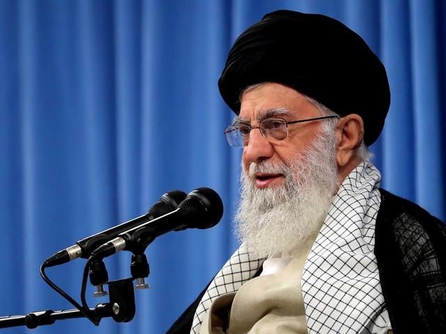 Les attaques de drones contre des infrastructures pétrolières en Arabie ont été approuvées par l'ayatollah Ali Khamenei, le guide suprême iranien