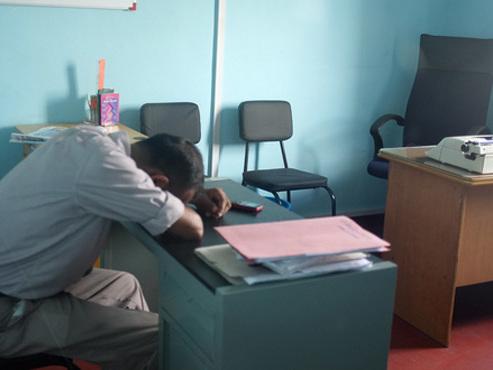 Peut-on faire la sieste pendant son temps de travail en Belgique?