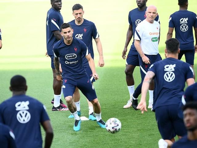 Euro-2020: la France qualifiée pour les 8e de finale